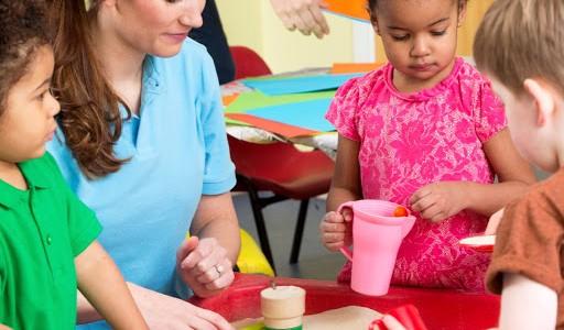 Educational standards in the kindergarten area